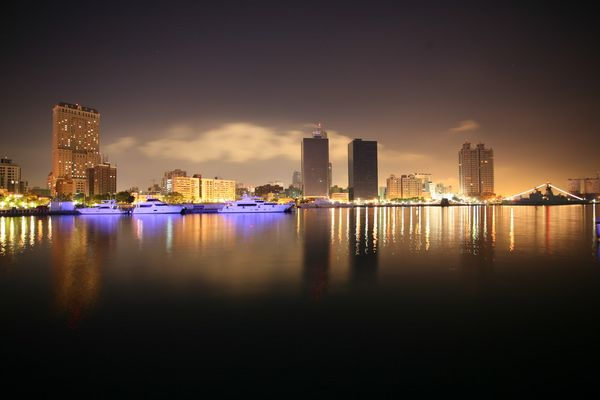 Kaohsiung, Love River