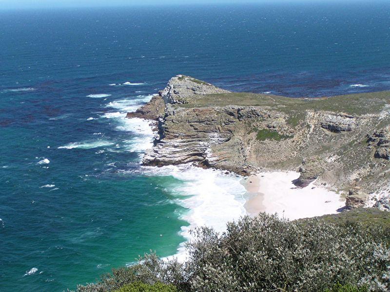 Kap der guten Hoffnung - Cape of good hope - Southafrica
