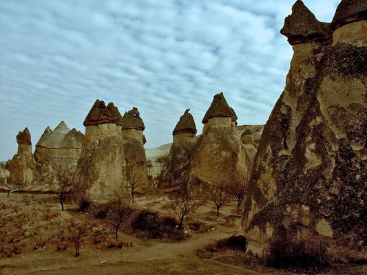 Kapadokien
