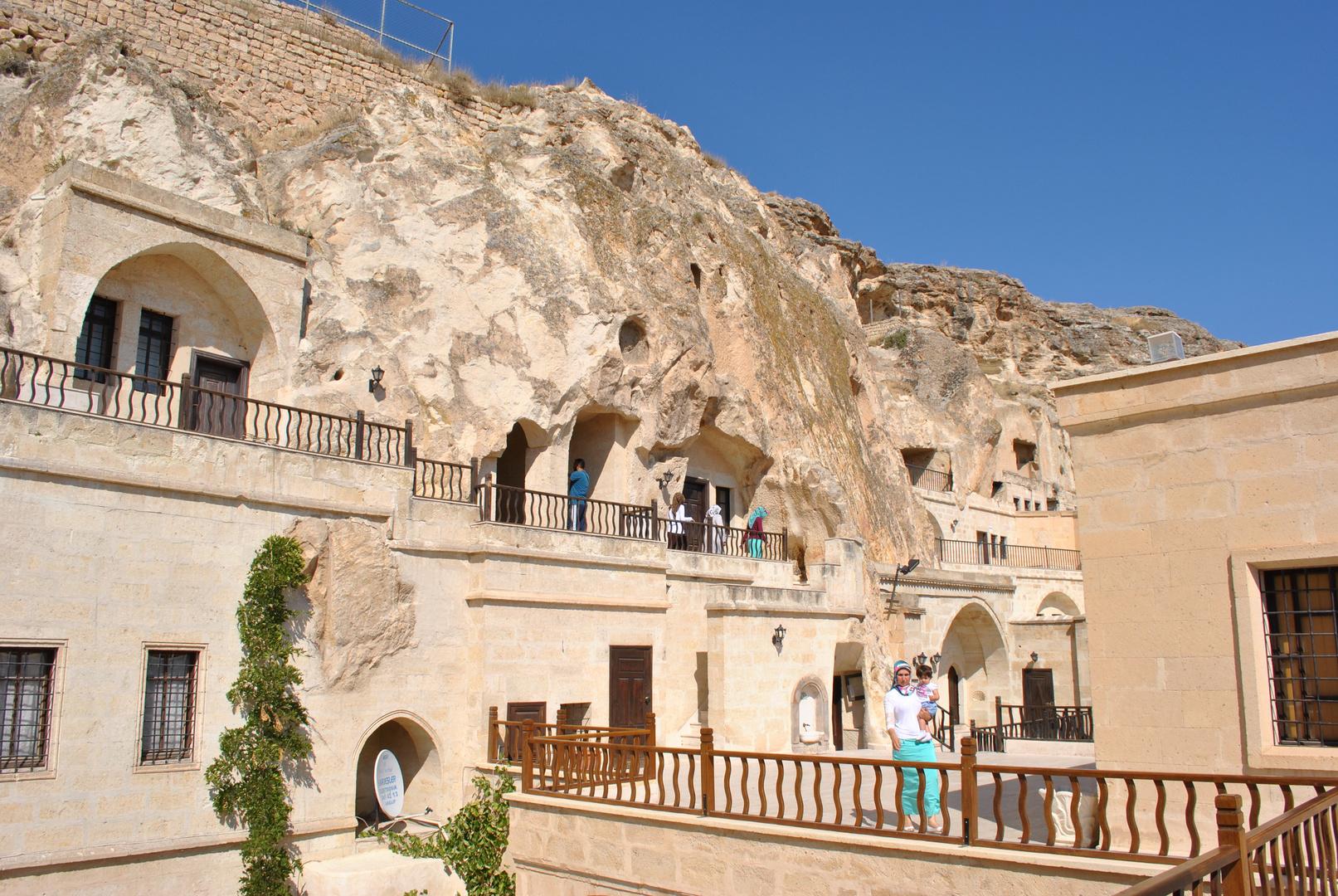 Kapadokien Ürgüp Asmali Konak