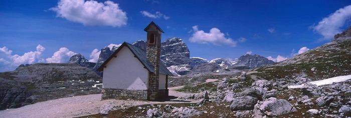 Kapelle - 3 Zinnen - Dolomiten