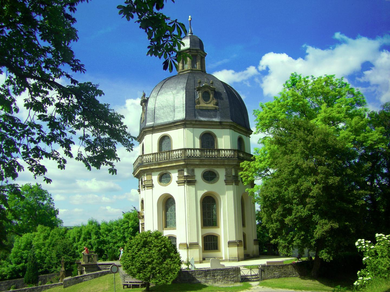 Kapelle am Kloster Schöntal