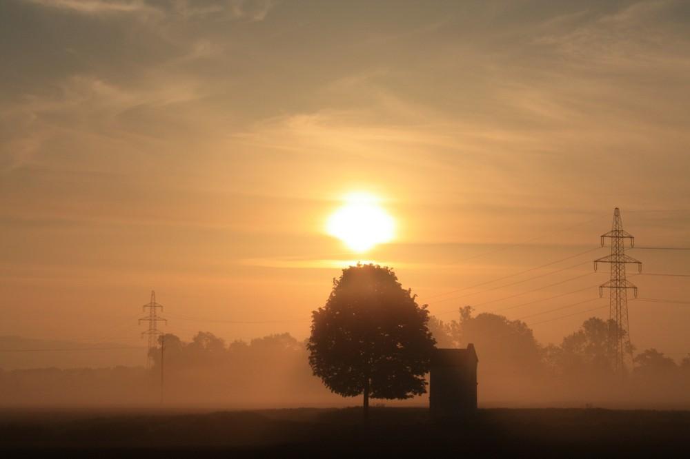 Kapelle am Morgen