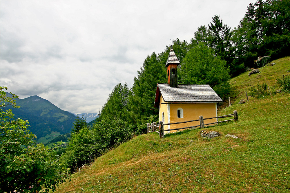 Kapelle am Obersonnberg
