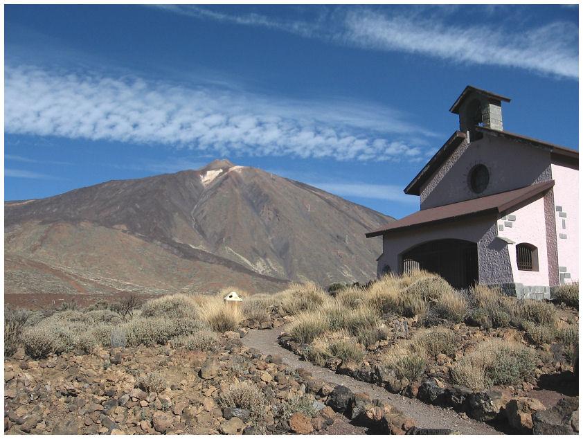 Kapelle am Teide