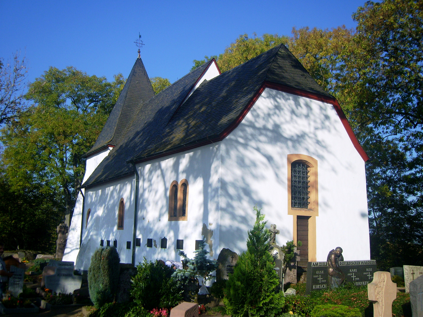 Kapelle am Totenmaar