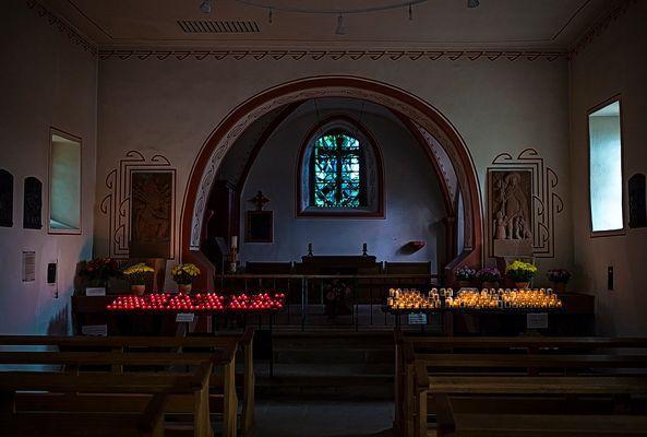 Kapelle am Totenmaar
