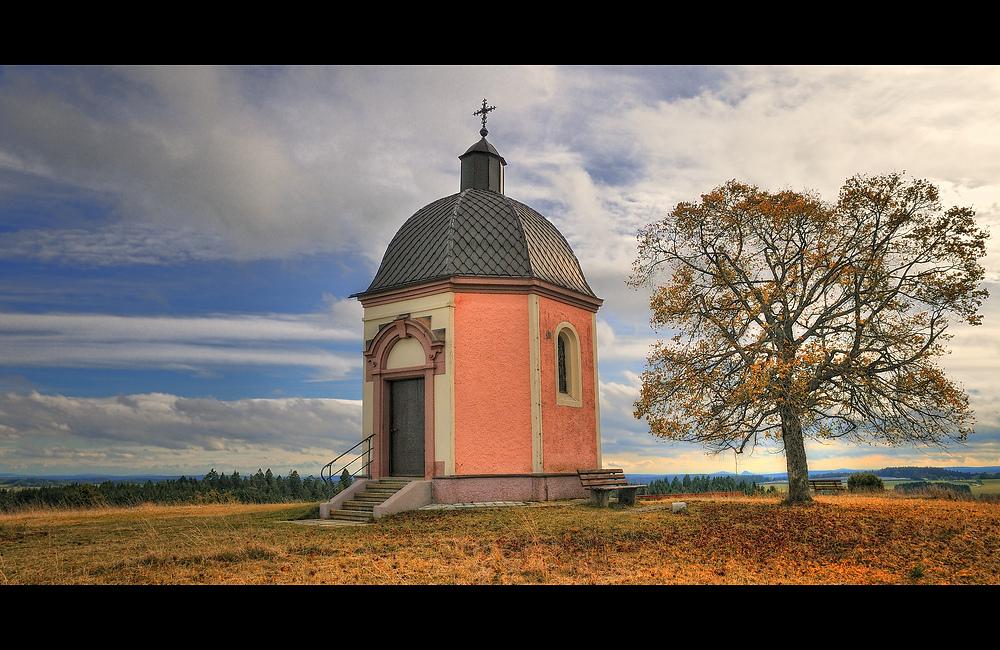 Kapelle auf dem 'Alten Berg'