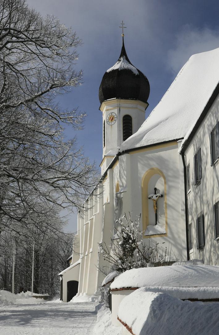 Kapelle auf dem Rigi
