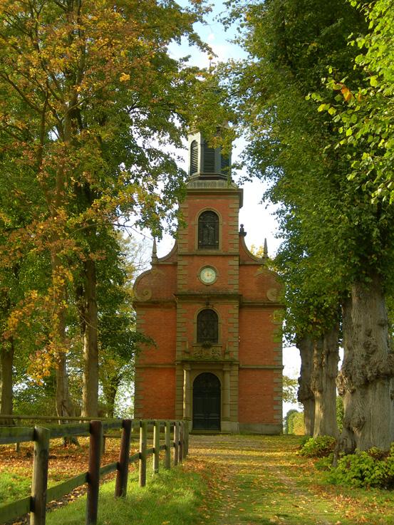 Kapelle auf Gut Panker