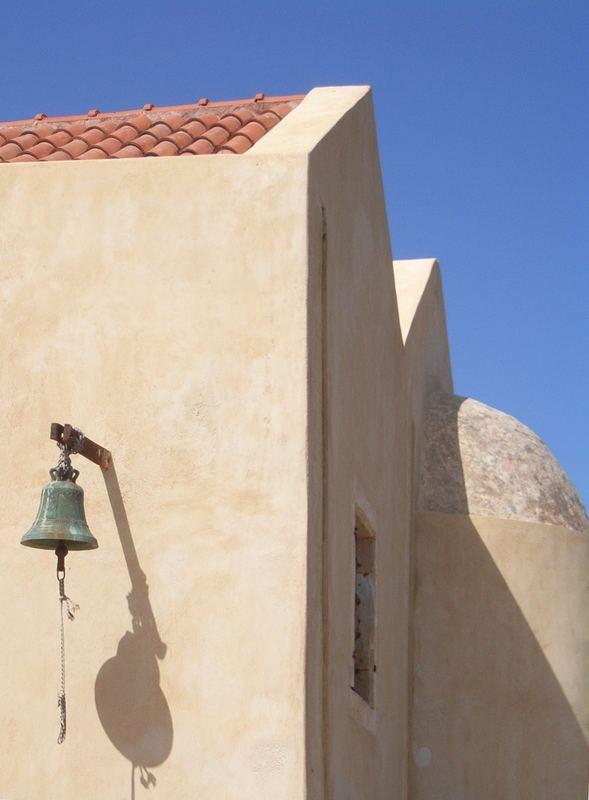 Kapelle auf Spina Longa