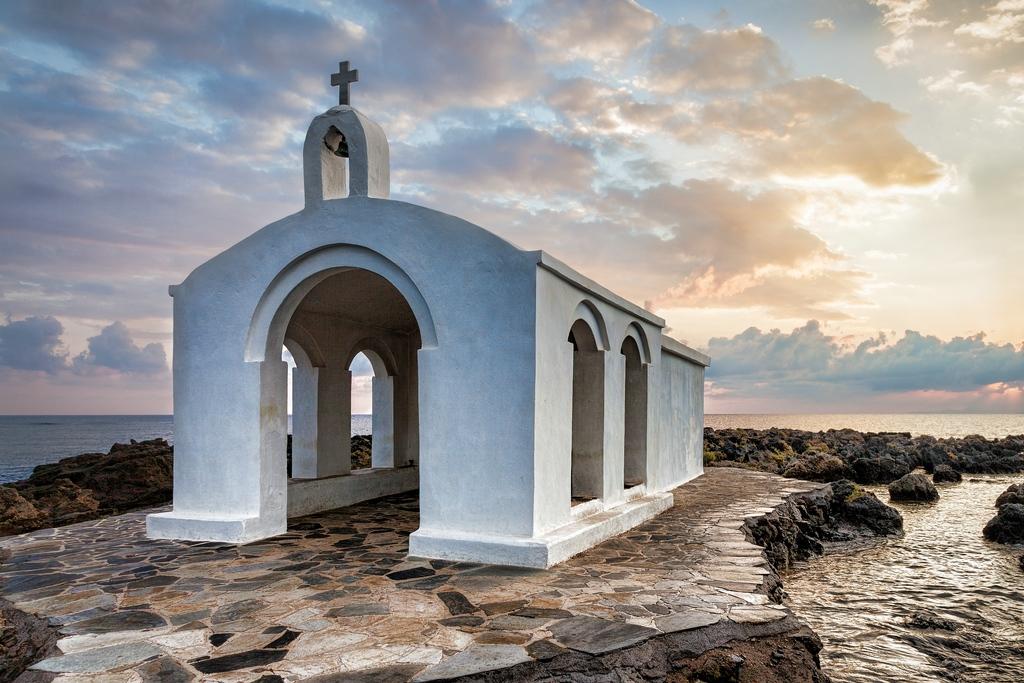 Kapelle bei Georgoupoli