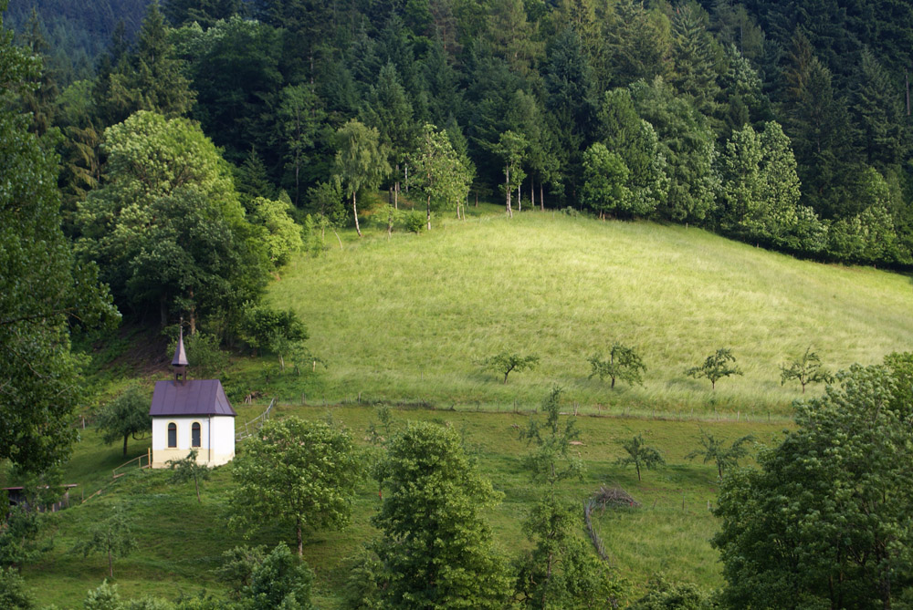Kapelle bei Simonswald/Haslach