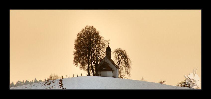 Kapelle bei Wangen
