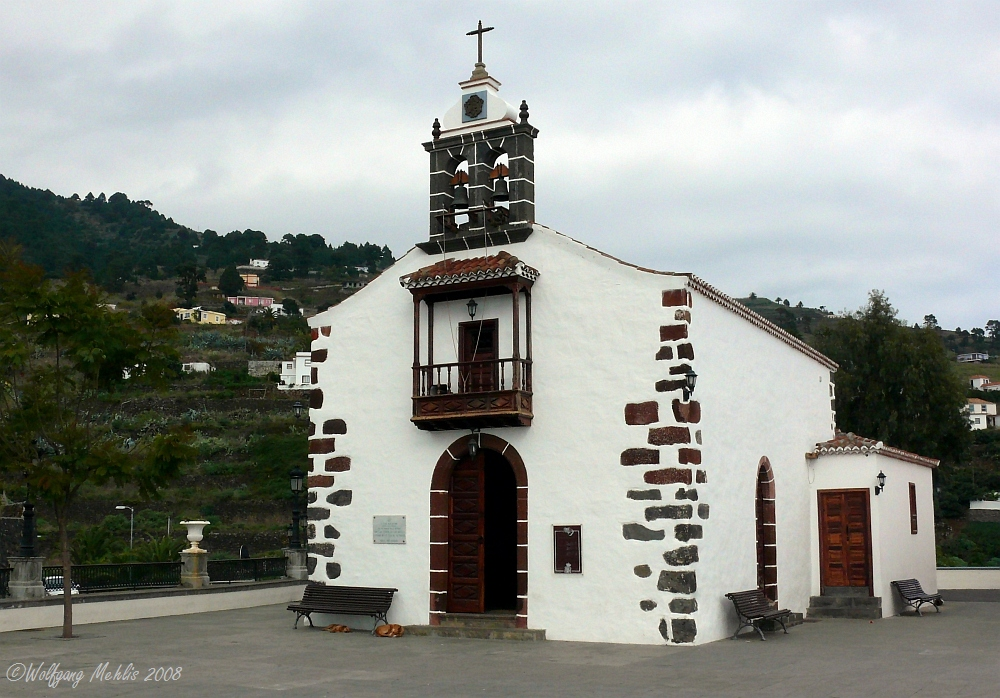 Kapelle Candelaria bei Mirca