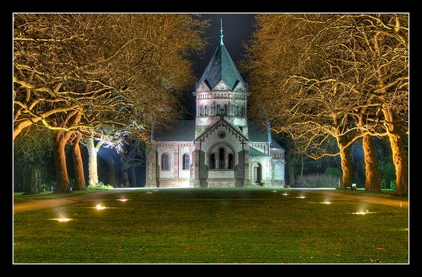 Kapelle HDRI