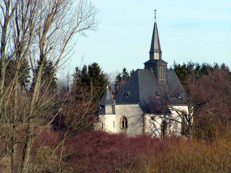 Kapelle im Hunsrück