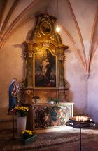 Kapelle im Welfenmünster Steingaden