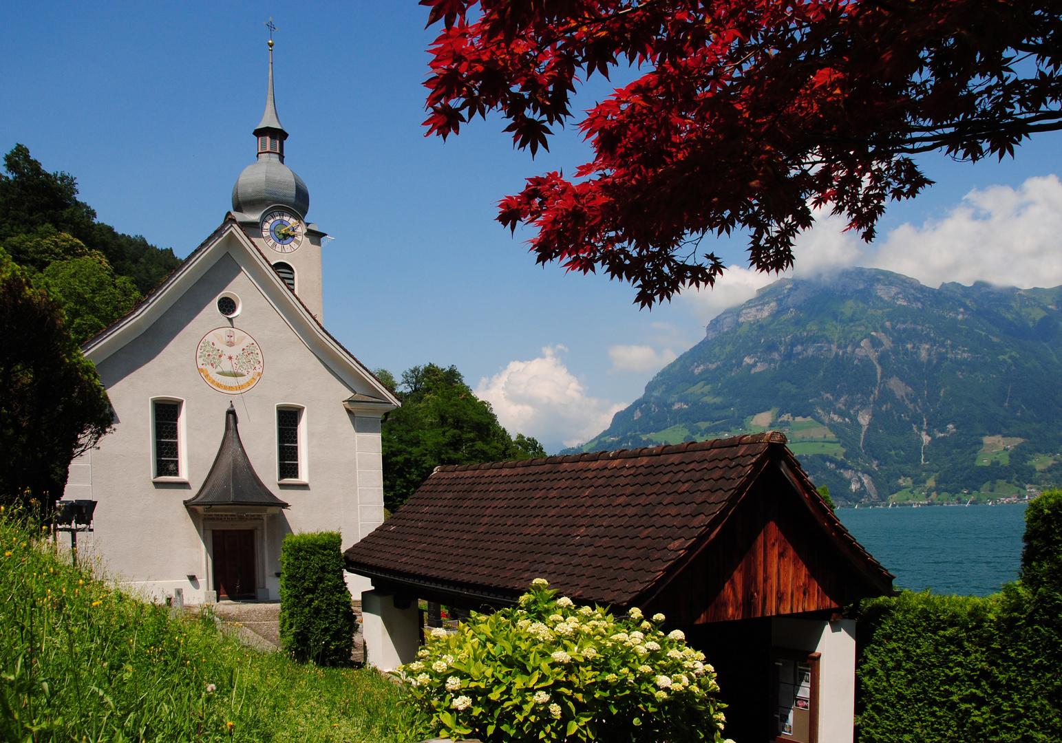 Kapelle in Bauen
