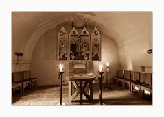 Kapelle in der Cadolzburg