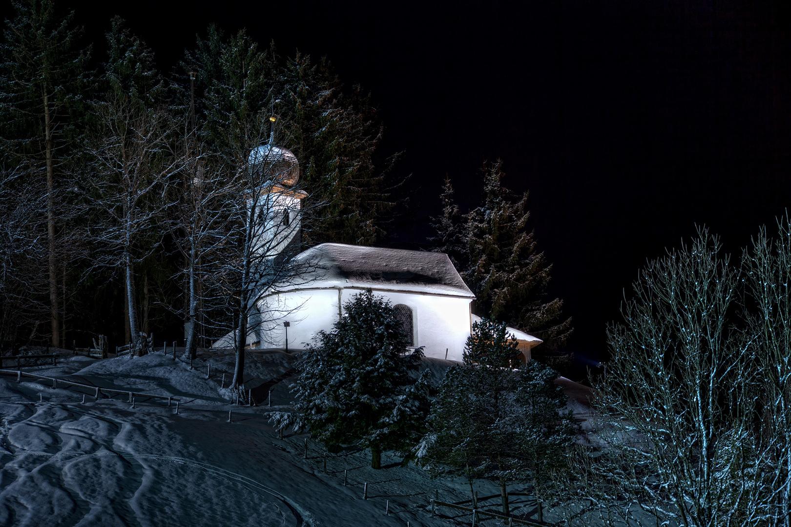 Kapelle in Ellmau
