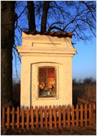 Kapelle in Ermland-Polen