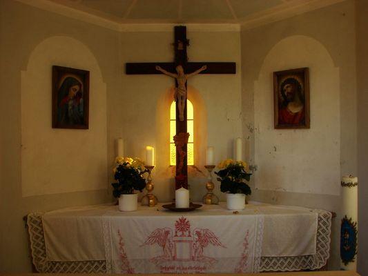 Kapelle in Großdingharting