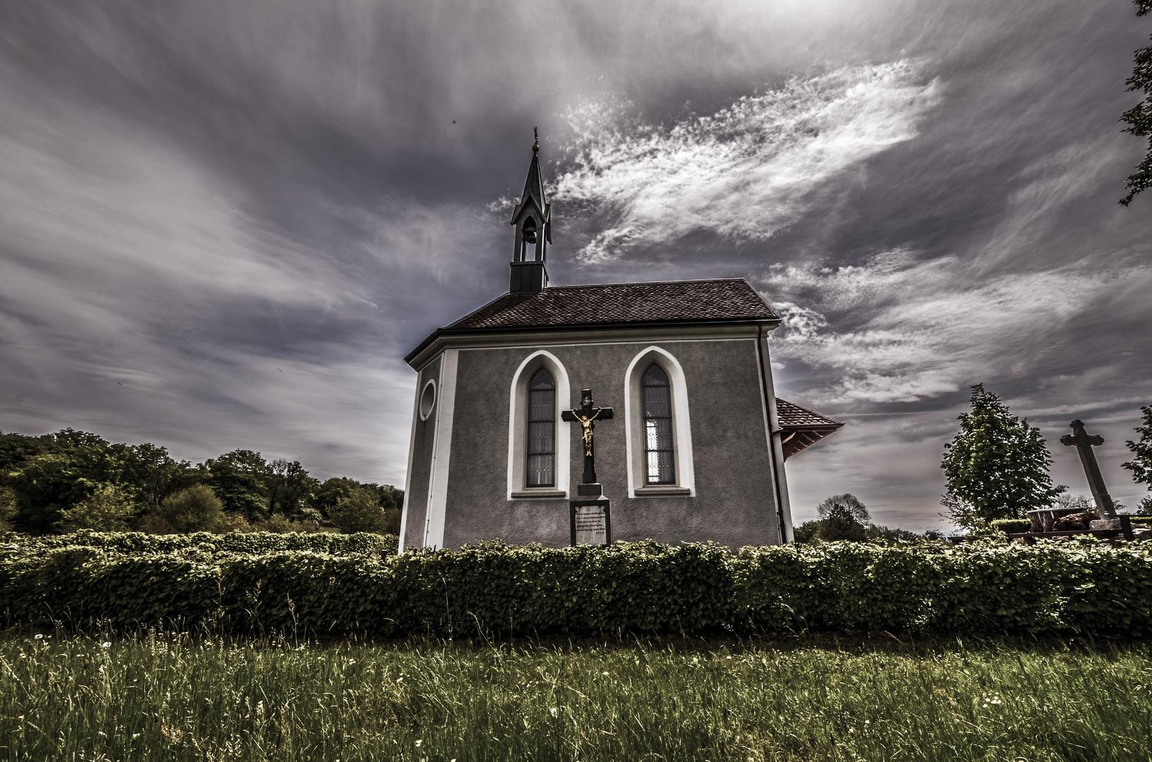 Kapelle in HDR