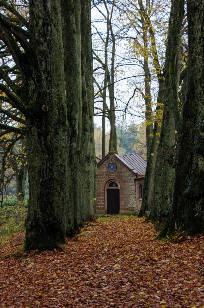 Kapelle in Keldenich