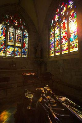 Kapelle in Locronan