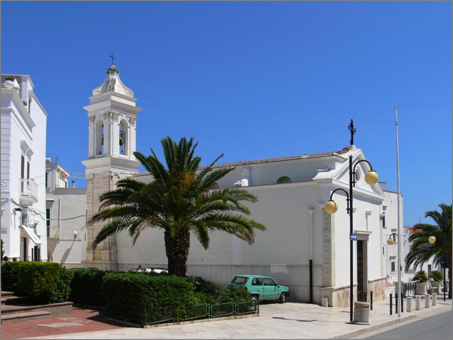 Kapelle in Vieste
