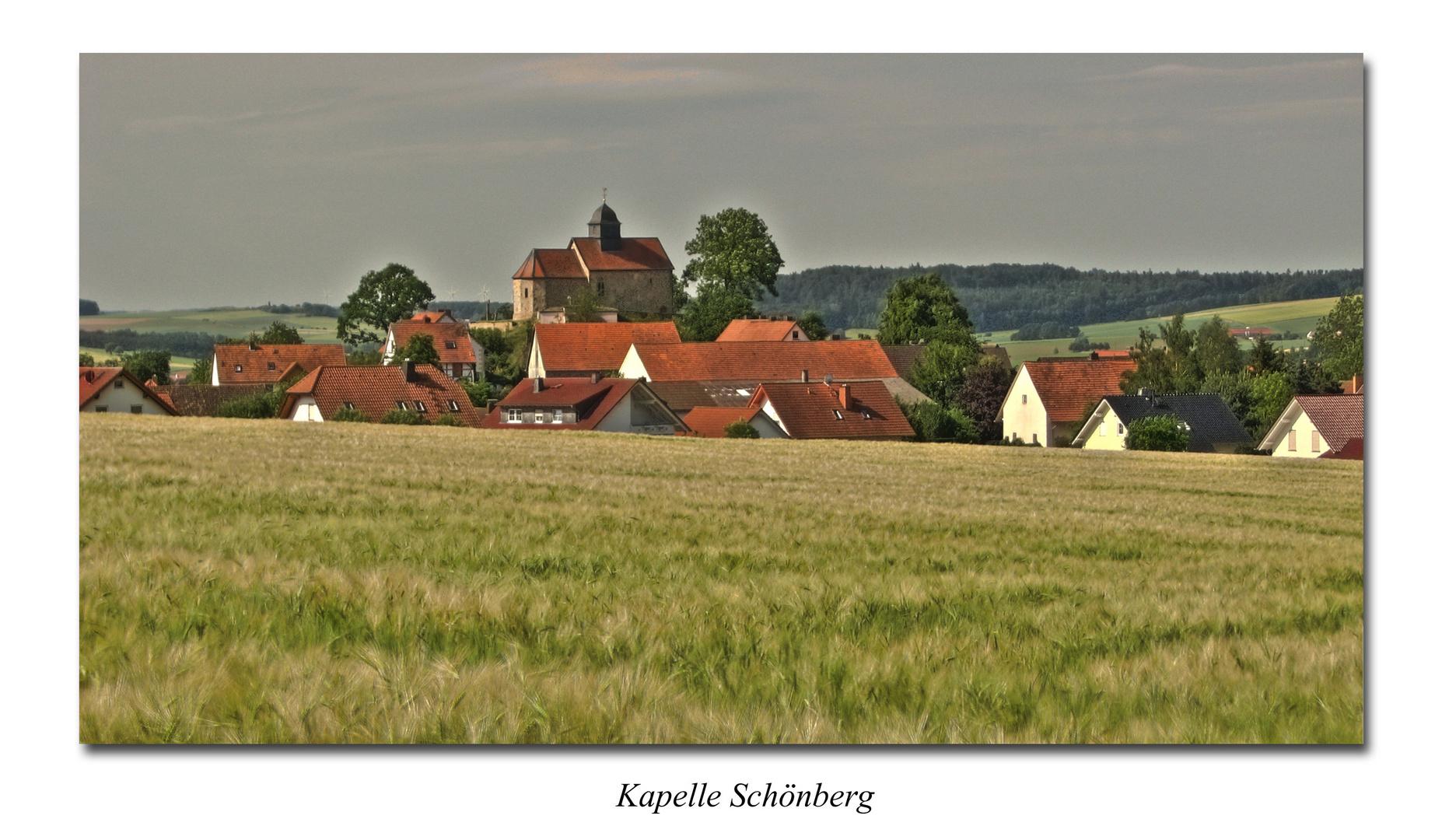 Kapelle Schönberg