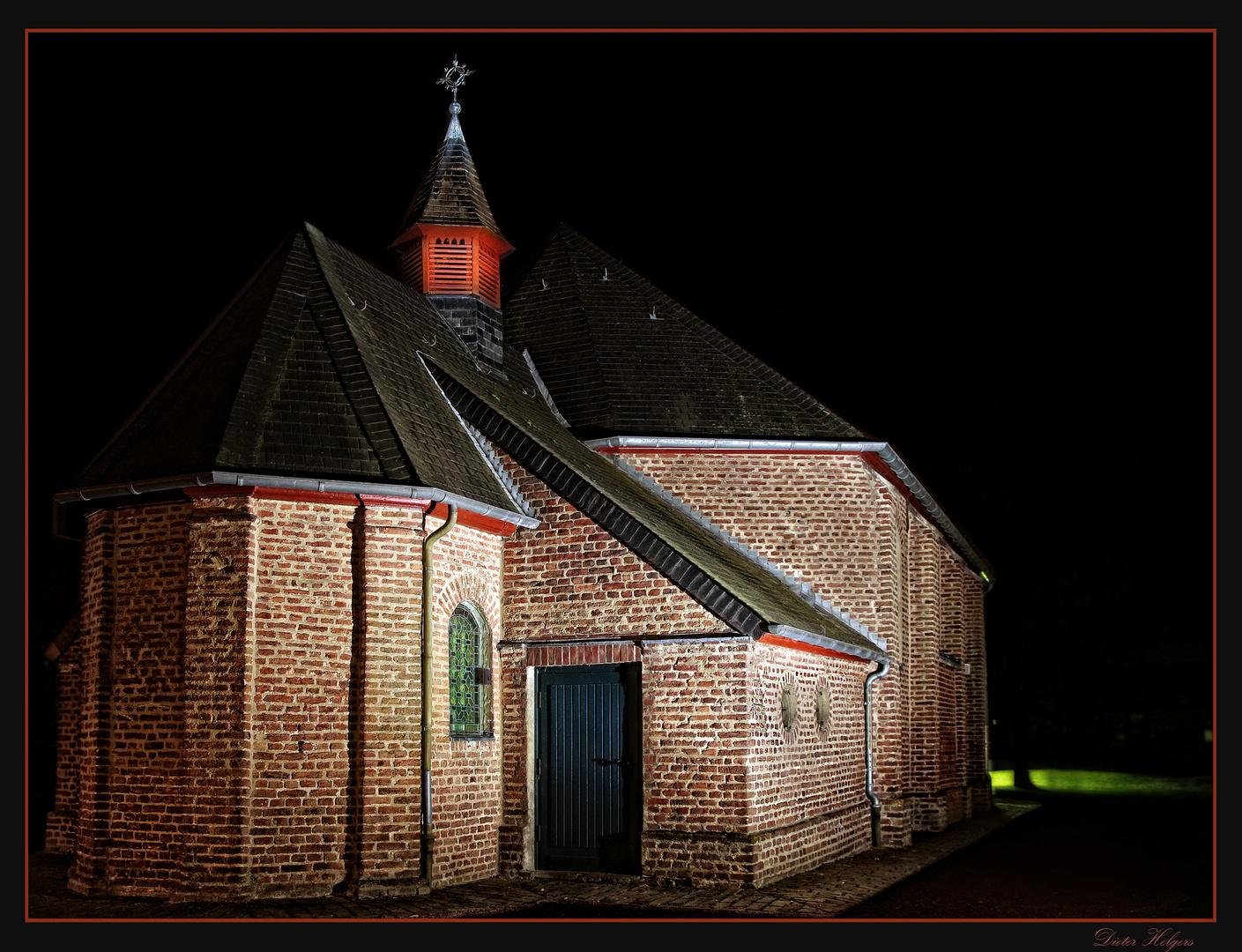 Kapelle St. Marien an der Heiden