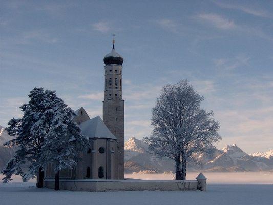 Kapelle St.Coloman bei Füssen
