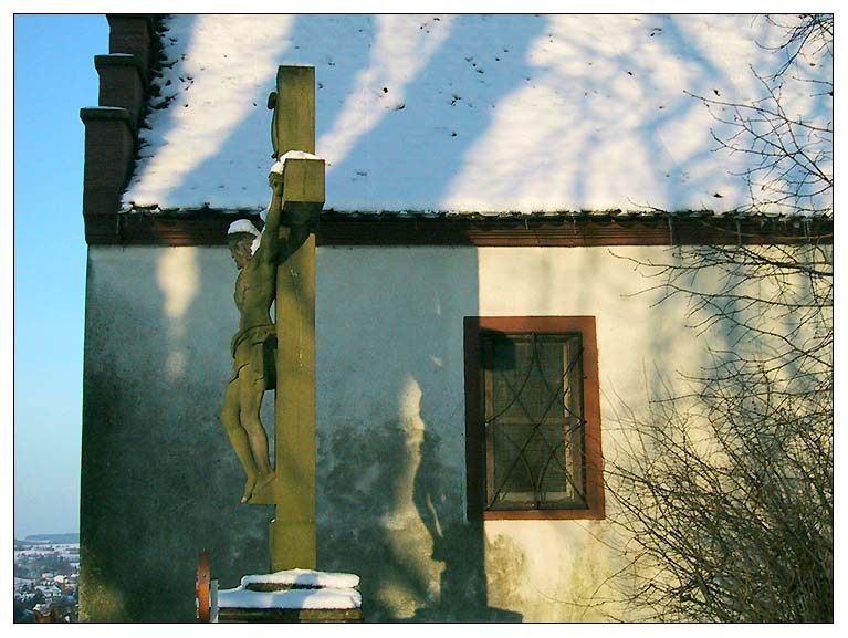 Kapelle über'm Dorf