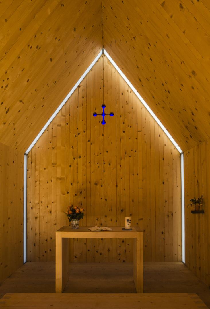 Kapelle zum heiligen Theodul 2