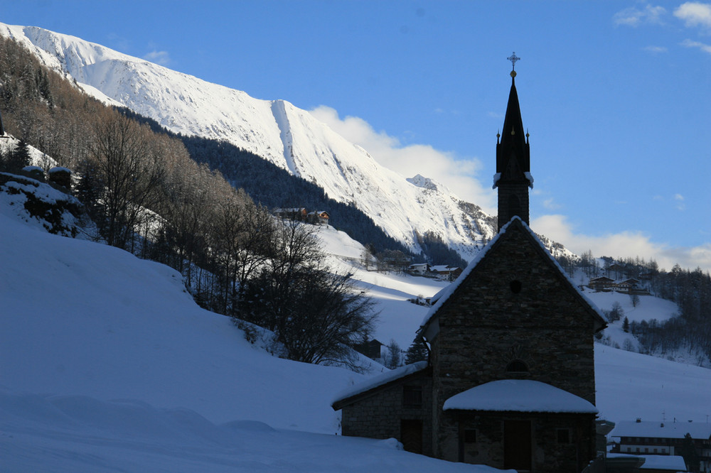 Kapelle zum Hl. Chrysanth und Sebastian