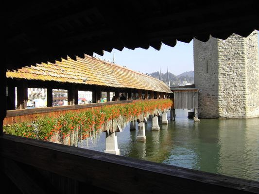 Kapellenbrücke (Luzerna)