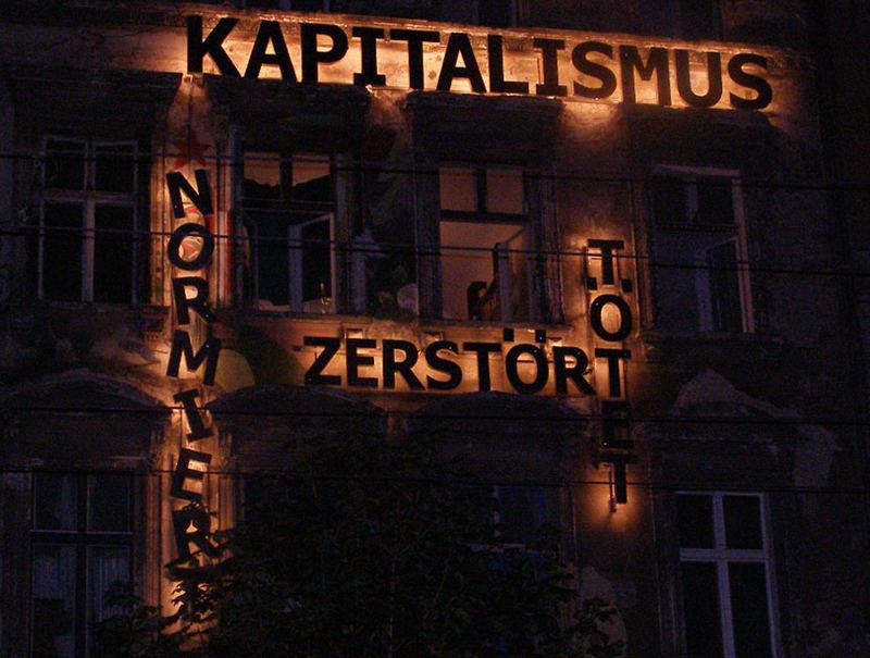 Kapitalismus ein gutes System?....zum töten?