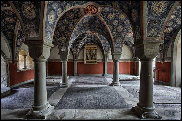 Kapitelsaal im Kloster Loccum II