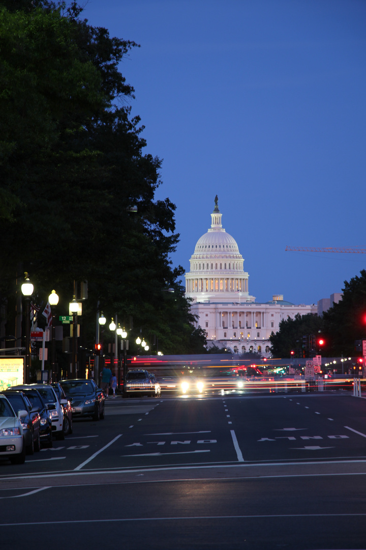 Kapitol - Washington D.C.