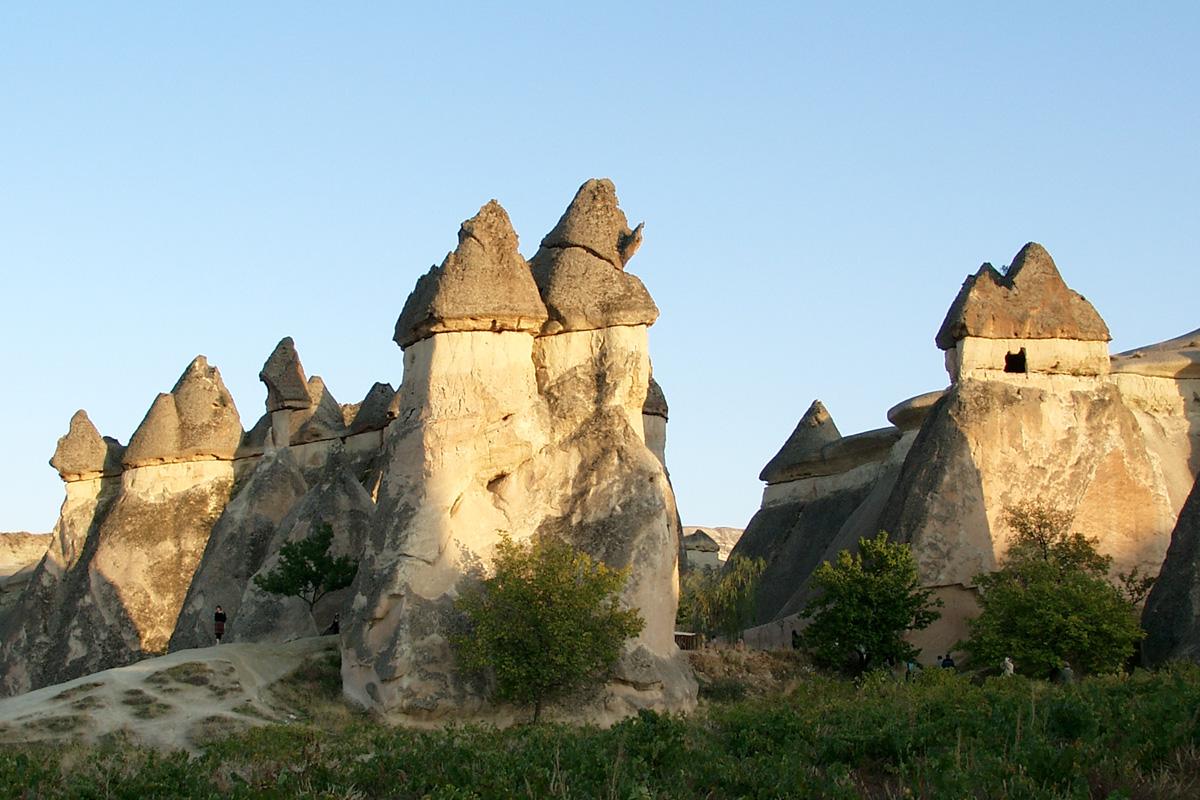 Kappadokien (mittlere Türkei)