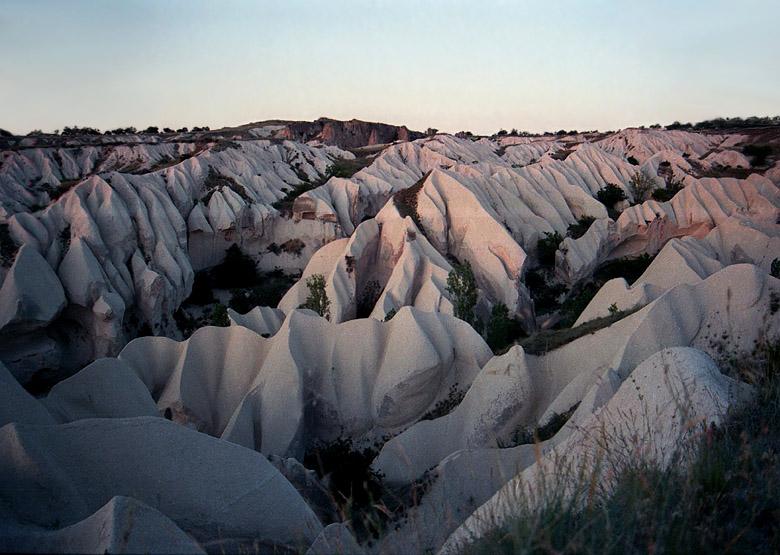 Kappadokische Landschaft