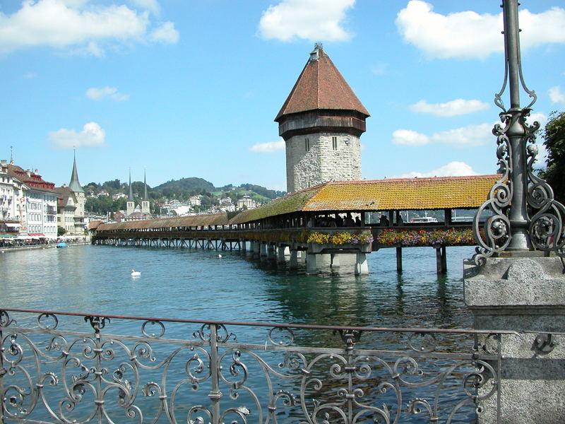 Kappelbrücke, Luzern