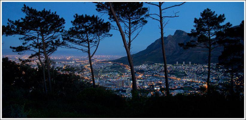 Kapstadt @ Dämmerung