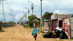 Kapstadt -Langa Township II-
