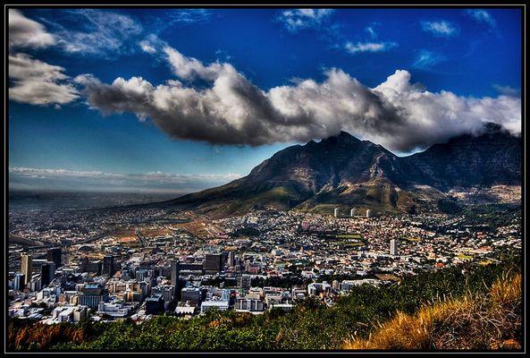 Kapstadt mal anders..
