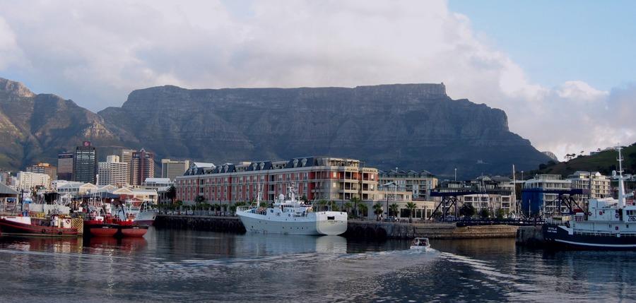 Kapstadt mit Tafelberg