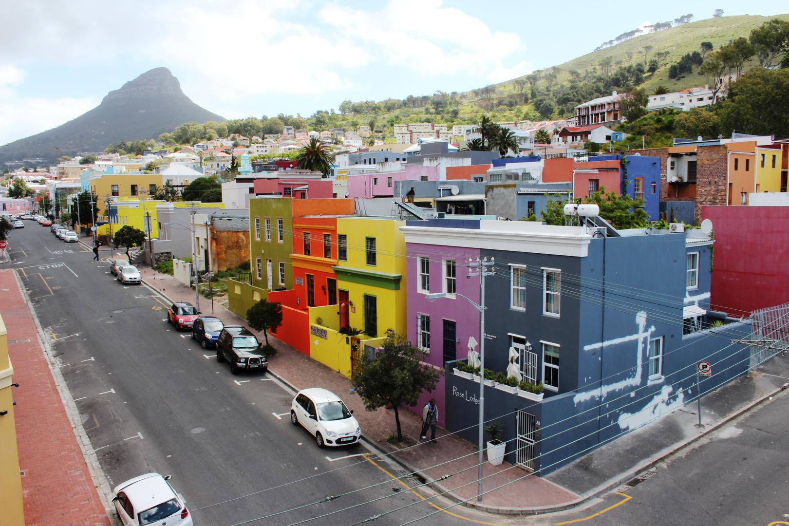 Kapstadt Rose Street