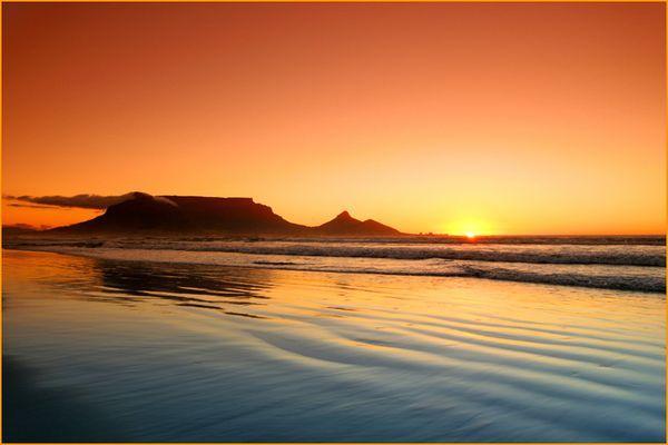 ...Kapstadt Tafelberg...